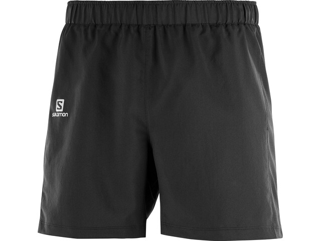 "Salomon Agile Shorts Men 5"" Black"